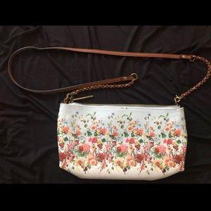 Elliott Lucca floral purse